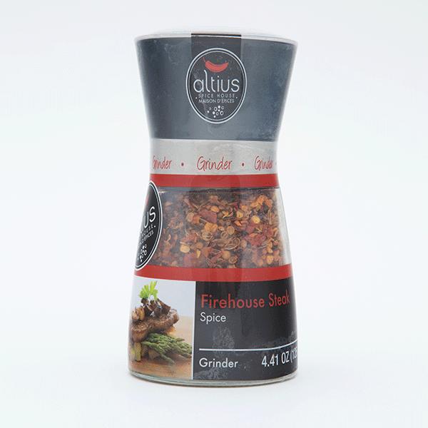 Firehouse Steak Spice Altius Spices Amp Seasonings Inc
