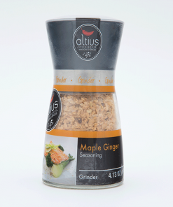 maple ginger seasoning