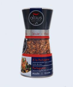 Portuguese seafood and fish seasoning
