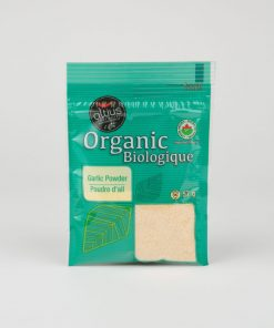 organic garlic powder