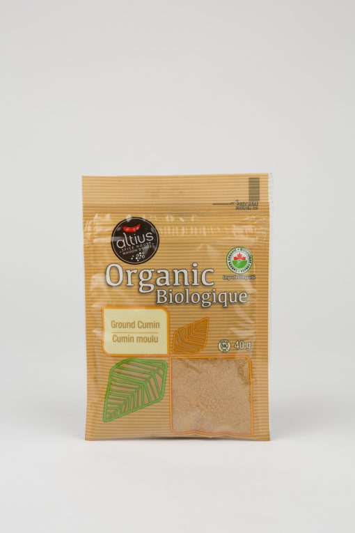 Organic cumin