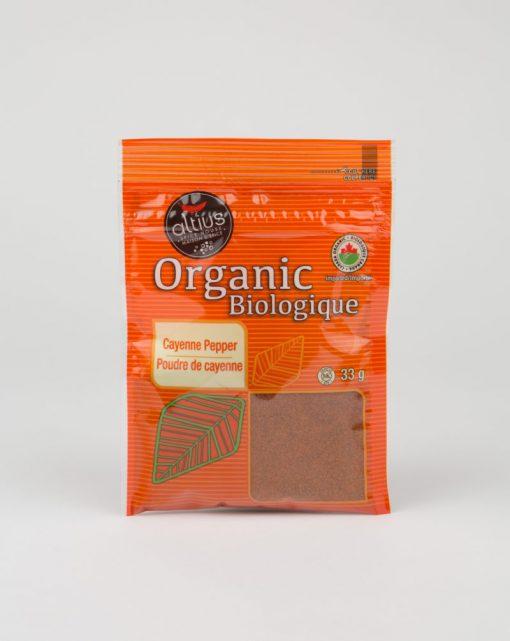 Organic cayenne