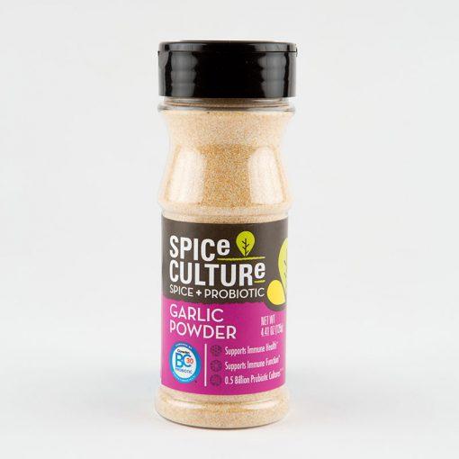 garlic powder probiotic