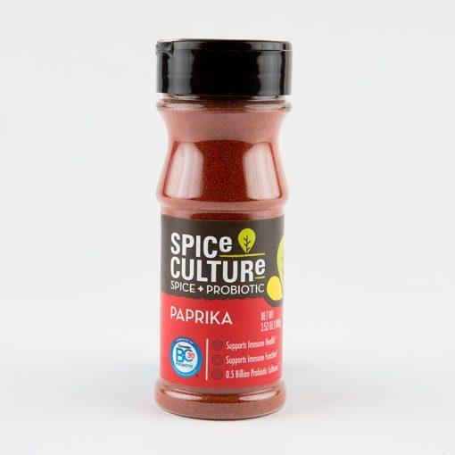 Paprika Spice Culture: Spice + Probiotic
