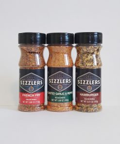 deli sizzlers set of 3